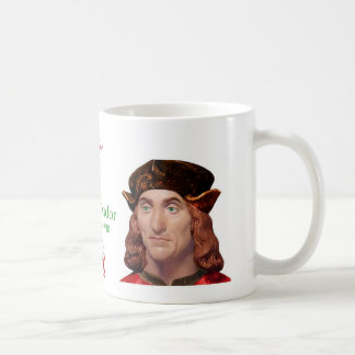 Mug Défenseur de Henry Tudor de la série de royaume