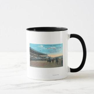 Mug Défilé courant à l'état FairHelena, la TA du