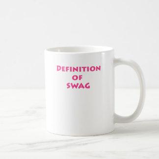 Mug Définition de butin