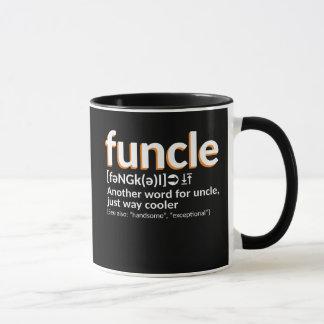 Mug Définition de Funcle