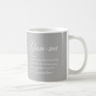 Mug Définition FASCINANTE de grand-maman de mA