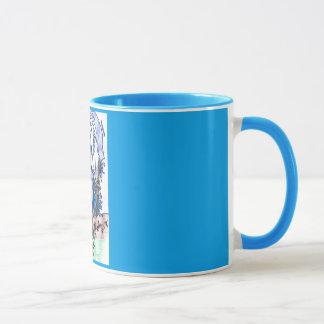 Mug Delphine , l'elfe aquatique