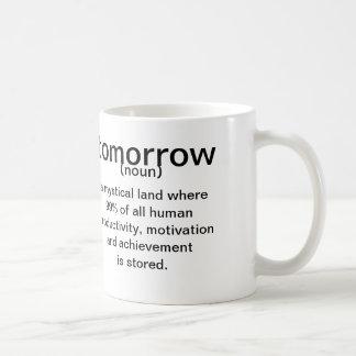 Mug Demain (nom) une terre mystique où 99% de tous