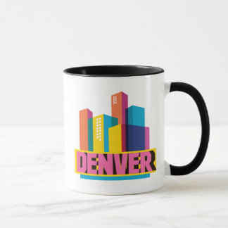 Mug Denver dans la conception