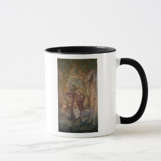 Mug Départ de St Elisabeth au château de Wartburg