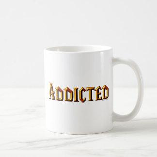 Mug Dépendant (police de wow)