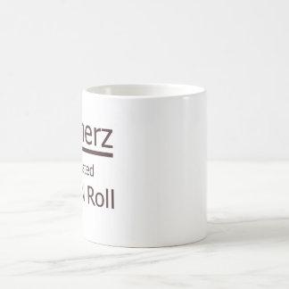 Mug Des boomers, nous avons créé le rocknroll
