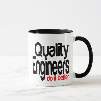 Mug Des ingénieurs de qualité il améliorent