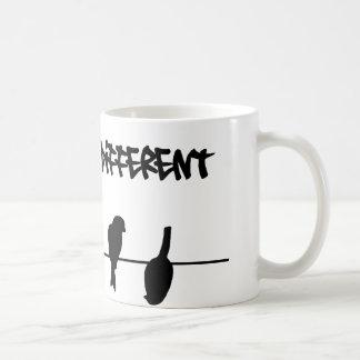 Mug Des oiseaux sur un fil - osez être différent