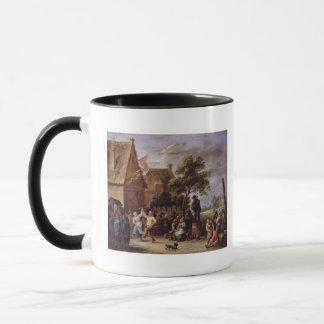 Mug Des réjoissances de village