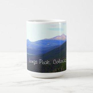 Mug Désire ardemment le parc national de montagne