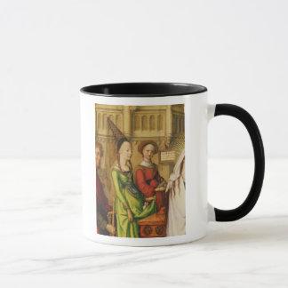 Mug Détail de la description du Christ dans