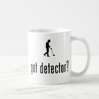 Mug Détection en métal