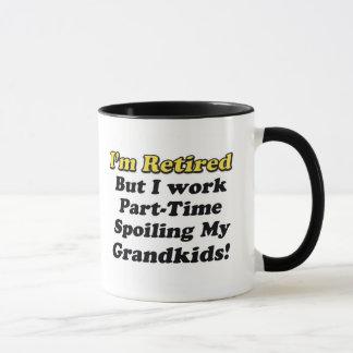 Mug Détérioration de mes Grandkids