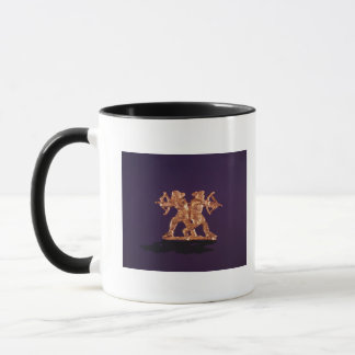 Mug Deux archers