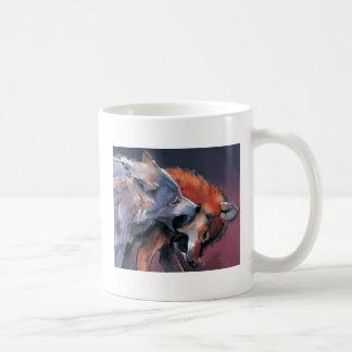 Mug Deux loups