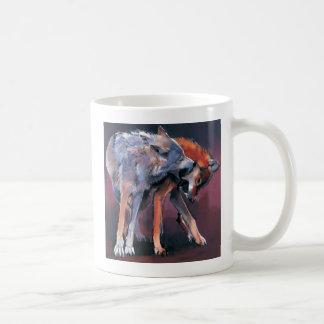 Mug Deux loups 2001