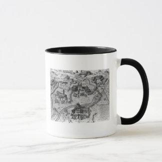 Mug Di Roma, 1575 de Le Sette Chiesa