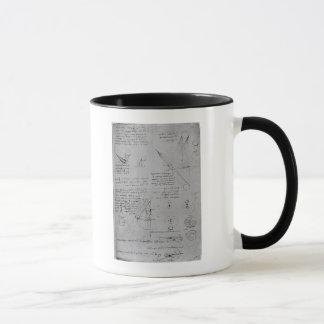Mug Diagrammes astronomiques, du codex