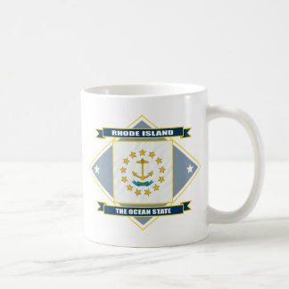Mug Diamant d'Île de Rhode