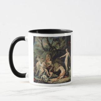 Mug Diana et Callisto