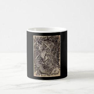 Mug Diffracté (habitant de caverne)