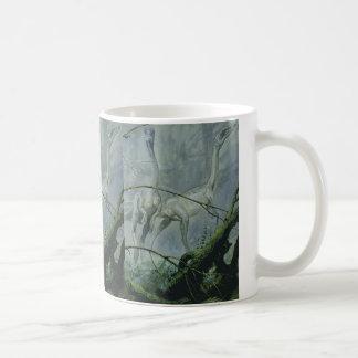 Mug Dinosaures vintages, Megapnosaurus aka Syntarsus