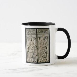 Mug Diptyque de consul de Boethius dans l'ANNONCE 487