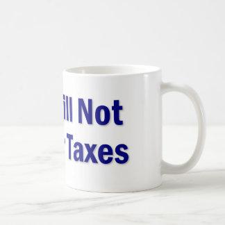 Mug Dire d'impôts