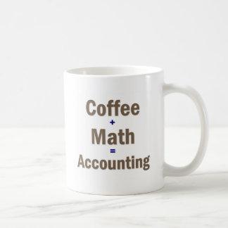 Mug Dire drôle de comptabilité