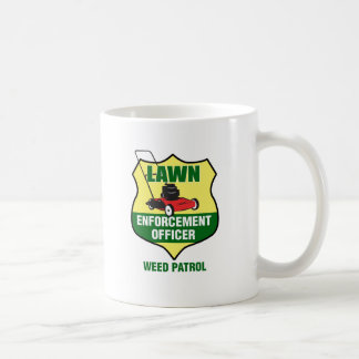 Mug Dirigeant d'application de pelouse