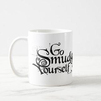 Mug Disparaissent la tache vous-même