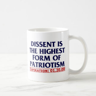 Mug Dissidence (01.20.09 expirés)