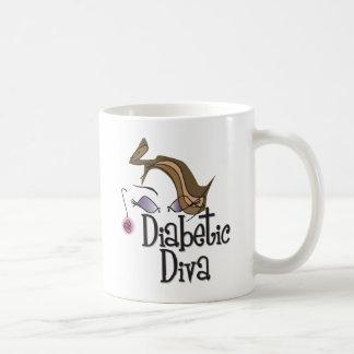 Mug Diva diabétique