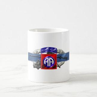 Mug Division Aéroportée 11C quatre-vingt-deuxième