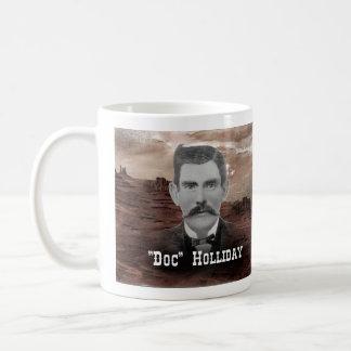 """Mug """"Doc."""" Holliday"""