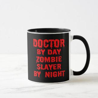 Mug Docteur par le tueur de zombi de jour par nuit en