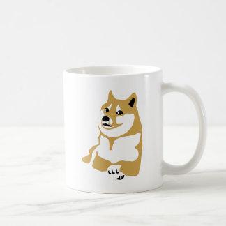 Mug Doge - meme d'Internet