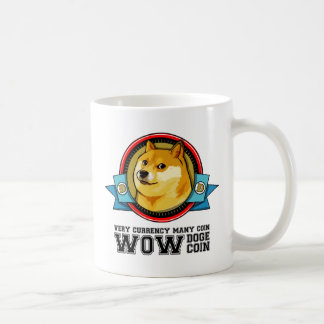 Mug Doge Meme Dogecoin wow