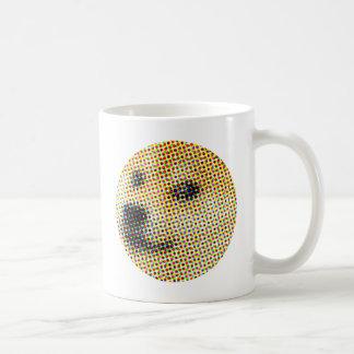 Mug Doge minimal/abstrait