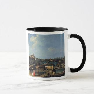 Mug Dolo sur le Brenta (huile sur la toile)