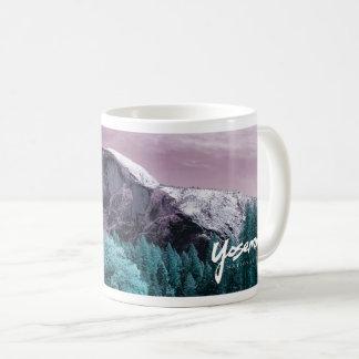 Mug Dôme moderne de Yosemite-Moitié