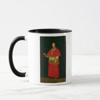 Mug Don cardinal Luis de Bourbon c.1800