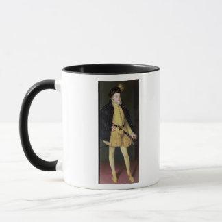 Mug Don Carlos, fils du Roi Philip II de l'Espagne