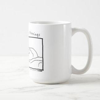 Mug Don Depresso déteste des matins