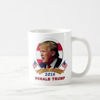Mug Donald Trump patriote audacieux pour le Président