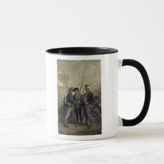 Mug Donner l'ordre, le 24 février 1848