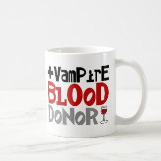 Mug Donneur de sang de vampire