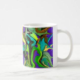 Mug Donnez-moi mon café et personne n'obtient le mal !
