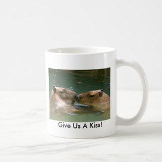 Mug Donnez-nous un baiser !